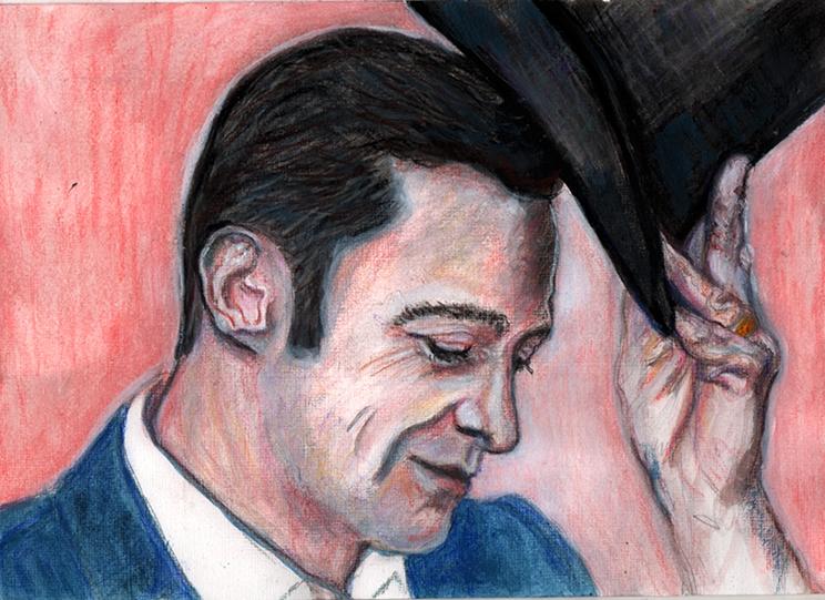 Hugh Jackman par Toyscape